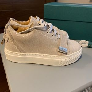 Buscemi toddler girl shoes